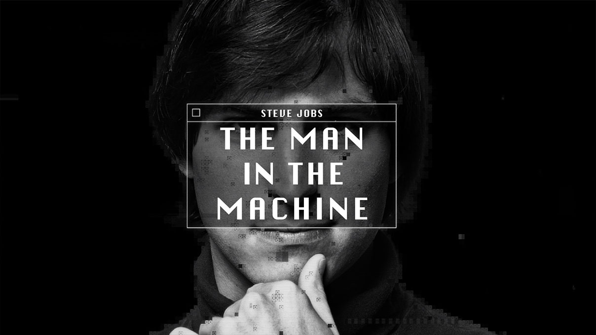 Steve Jobs The Man In The Machine Movie Poster